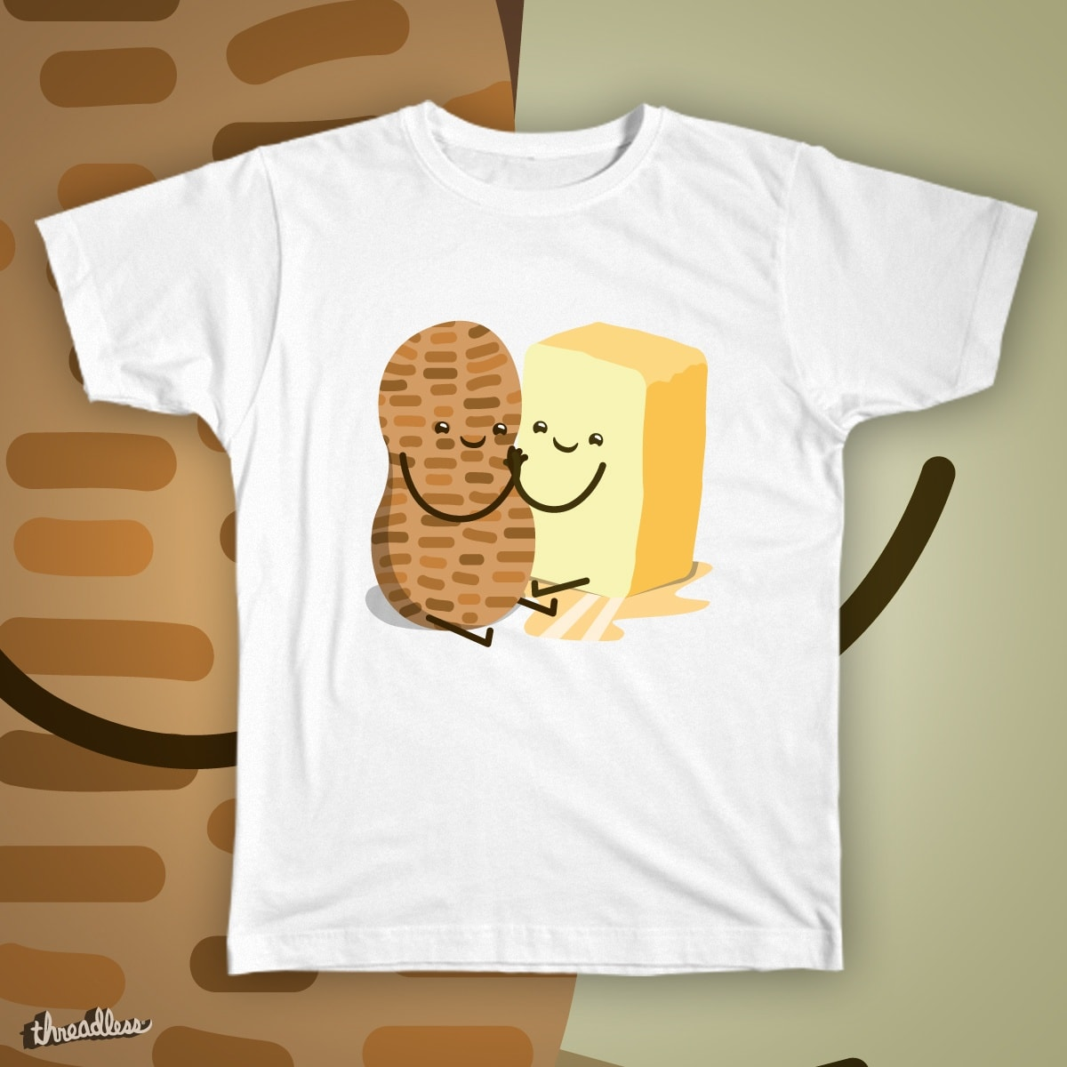 Peanut Butter by macarius.eng on Threadless