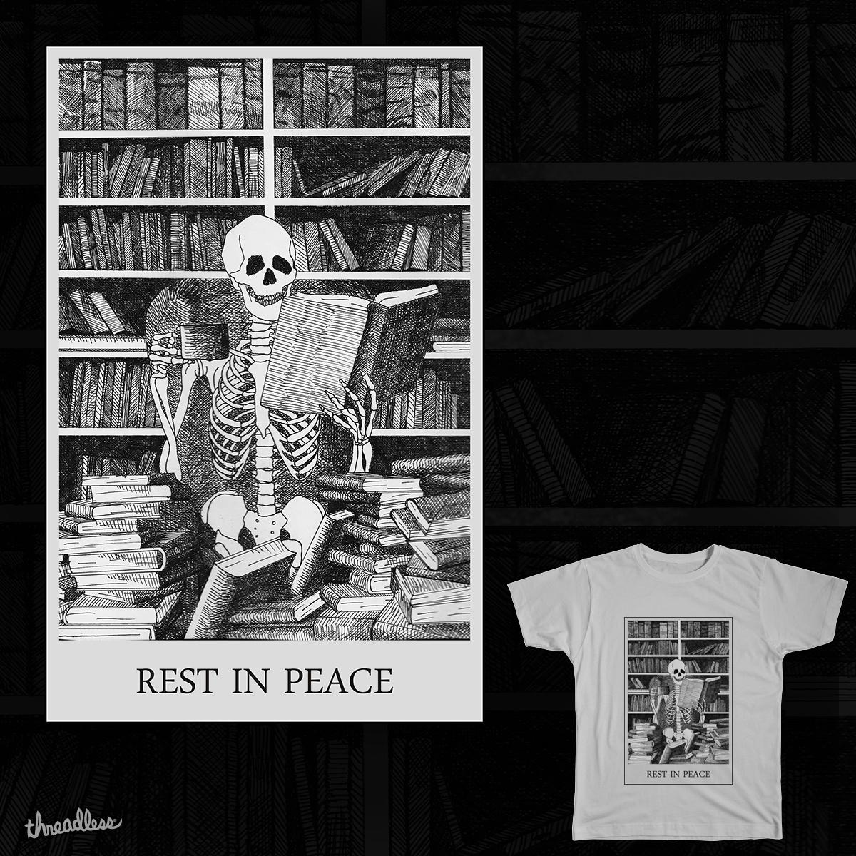 RIP by amandavieira on Threadless