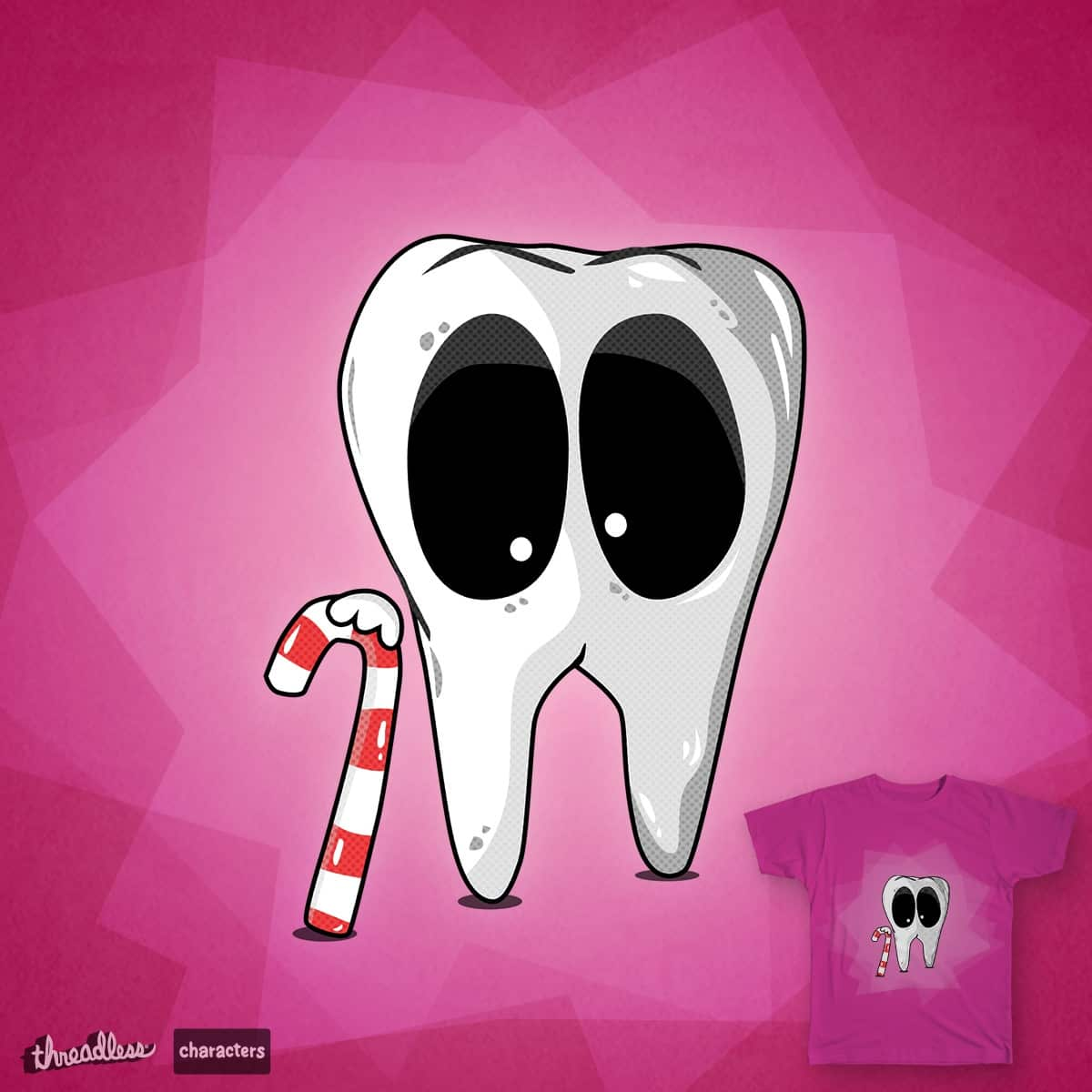 Wisdom tooth by brudy on Threadless