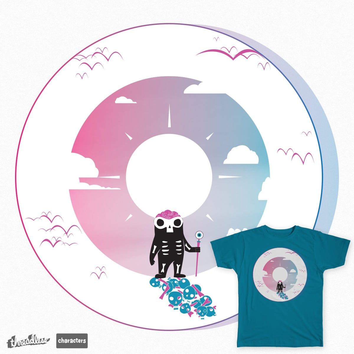 Bagabone by llerma on Threadless