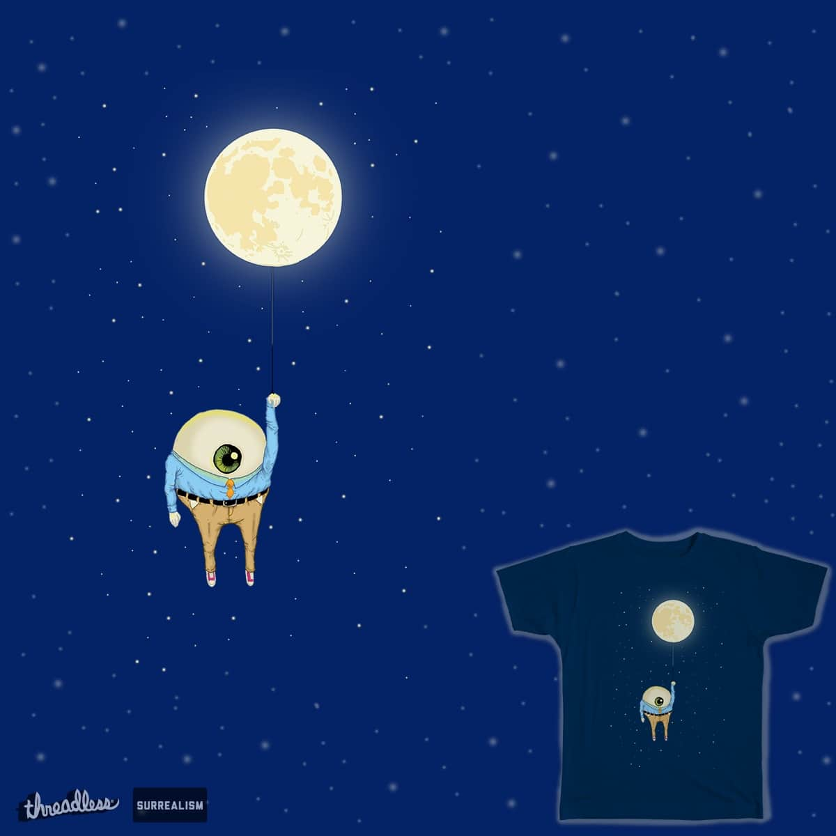 here for the ride by Don Tripas on Threadless