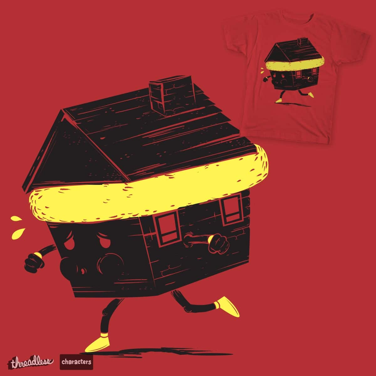 HOMERUN by dnice25 on Threadless