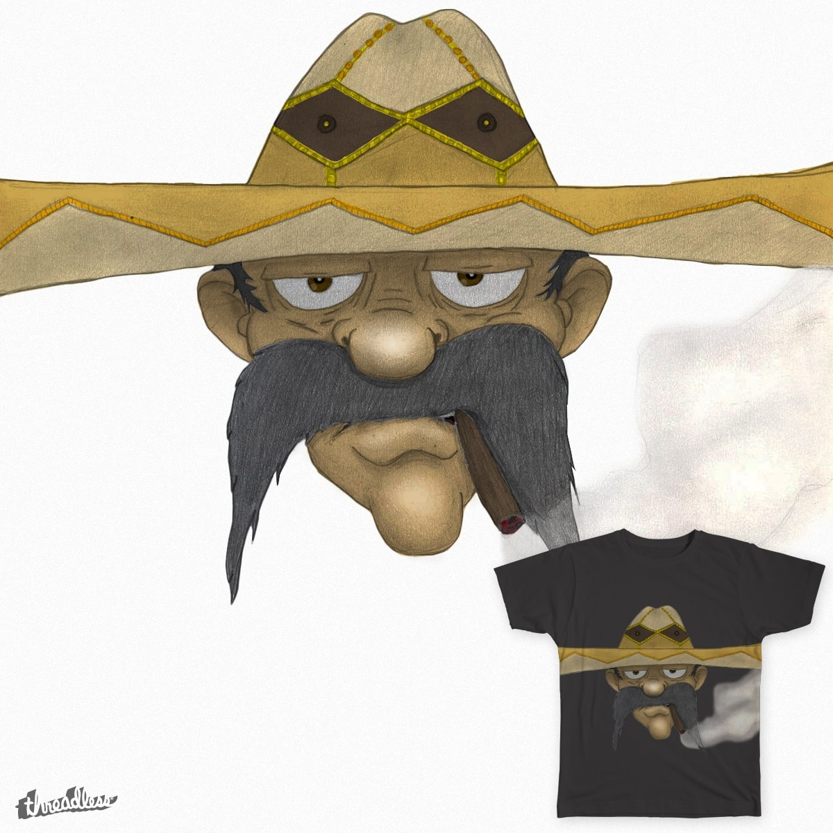 Mexican style by JuanEdgar on Threadless