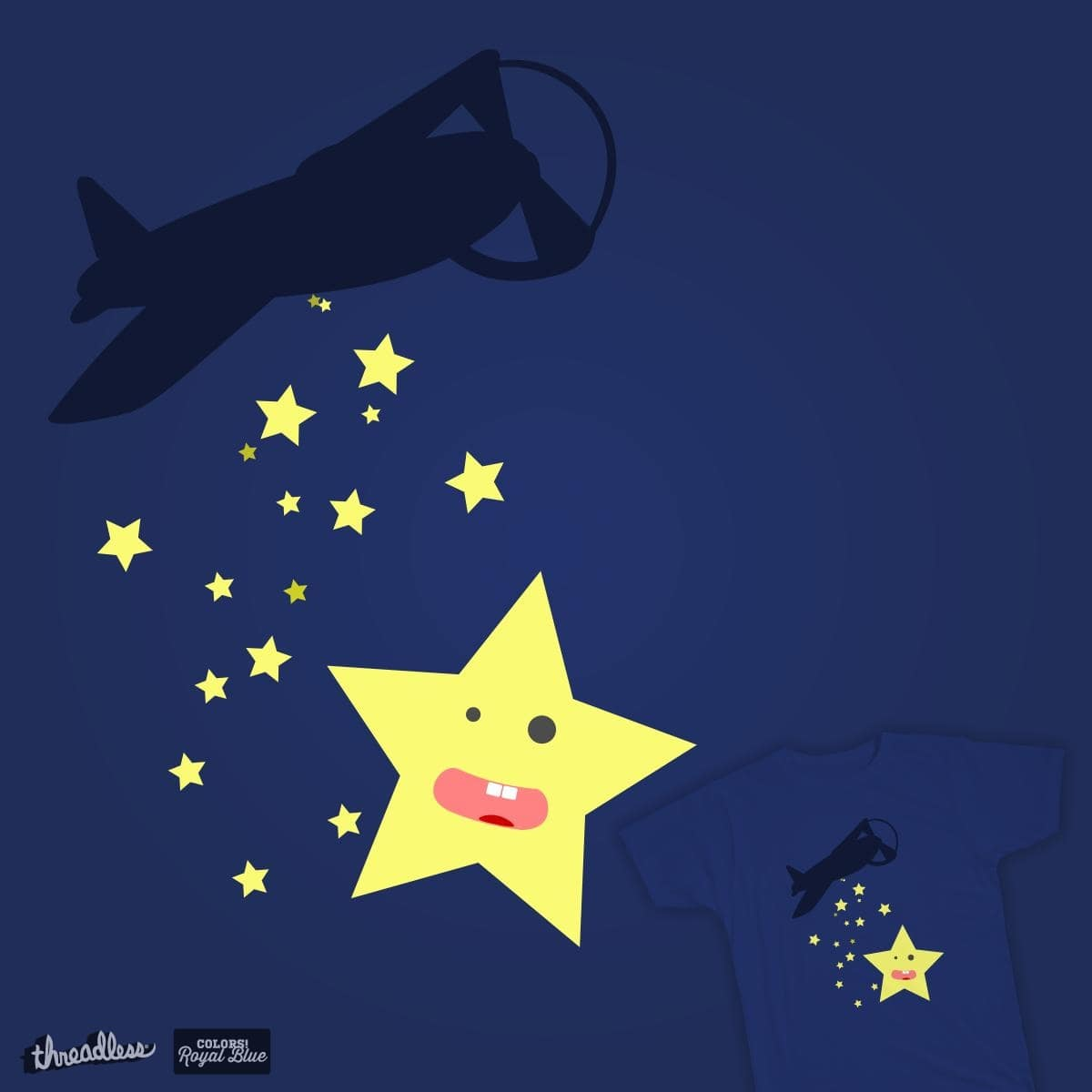 Wishes for everybody! by cospell on Threadless