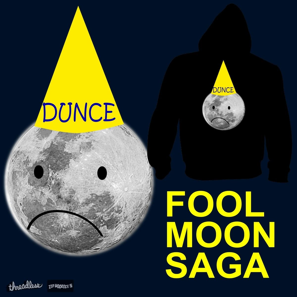 fool moon saga by fabhakim on Threadless