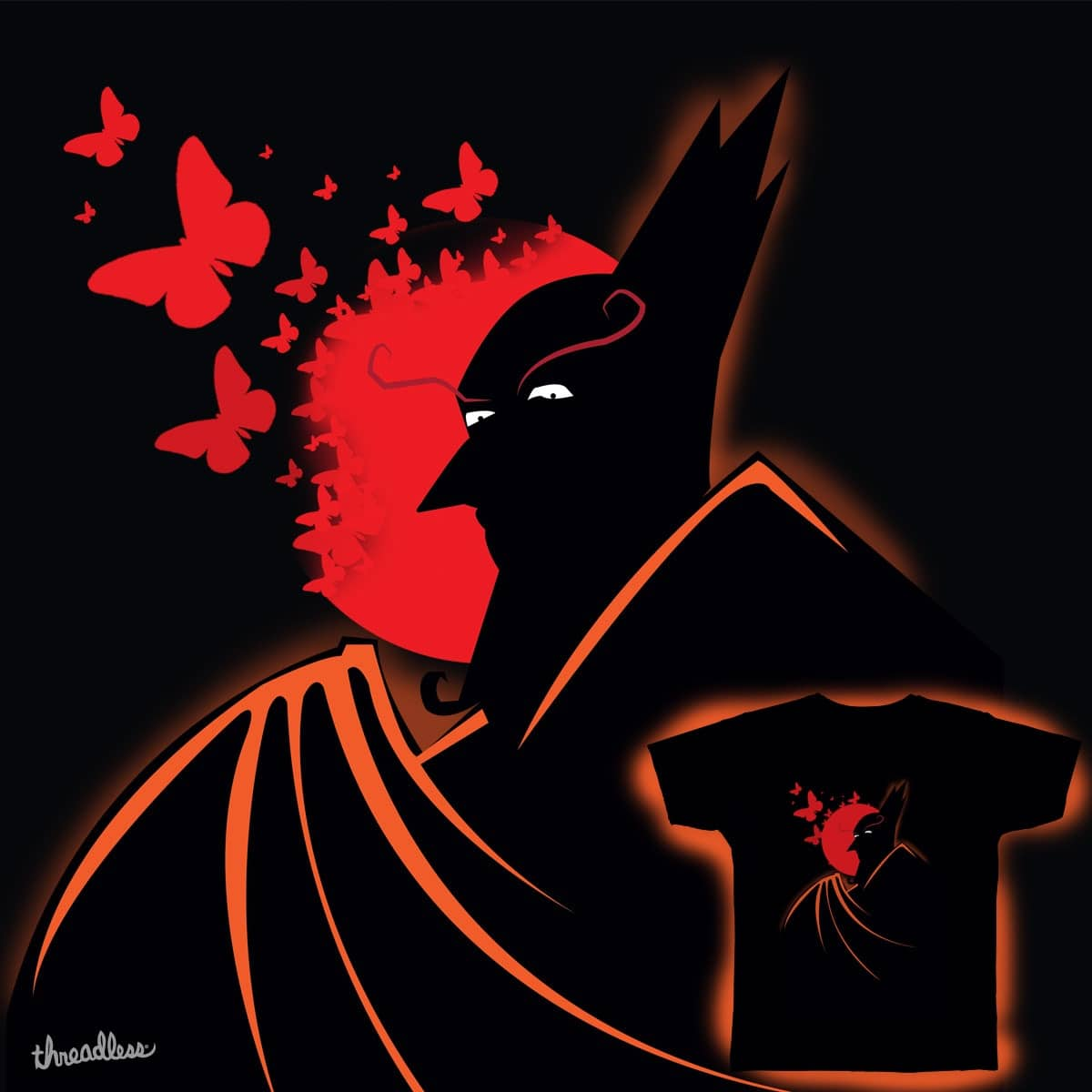 The Monarch: the animated series by blk.militant on Threadless