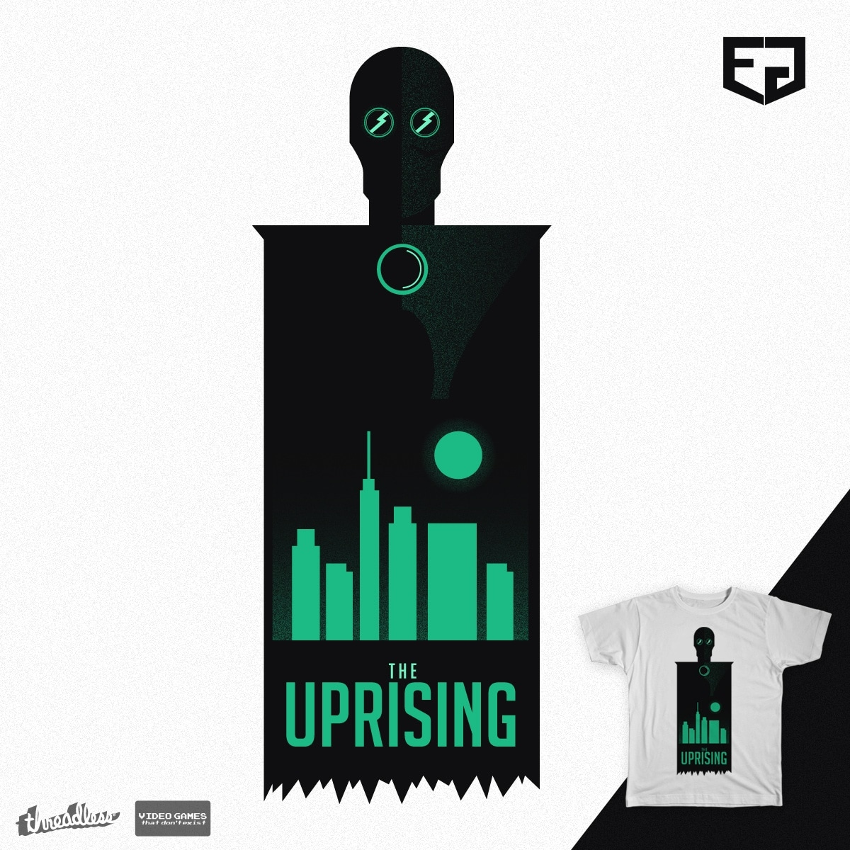 The Uprising by Ephyeah on Threadless