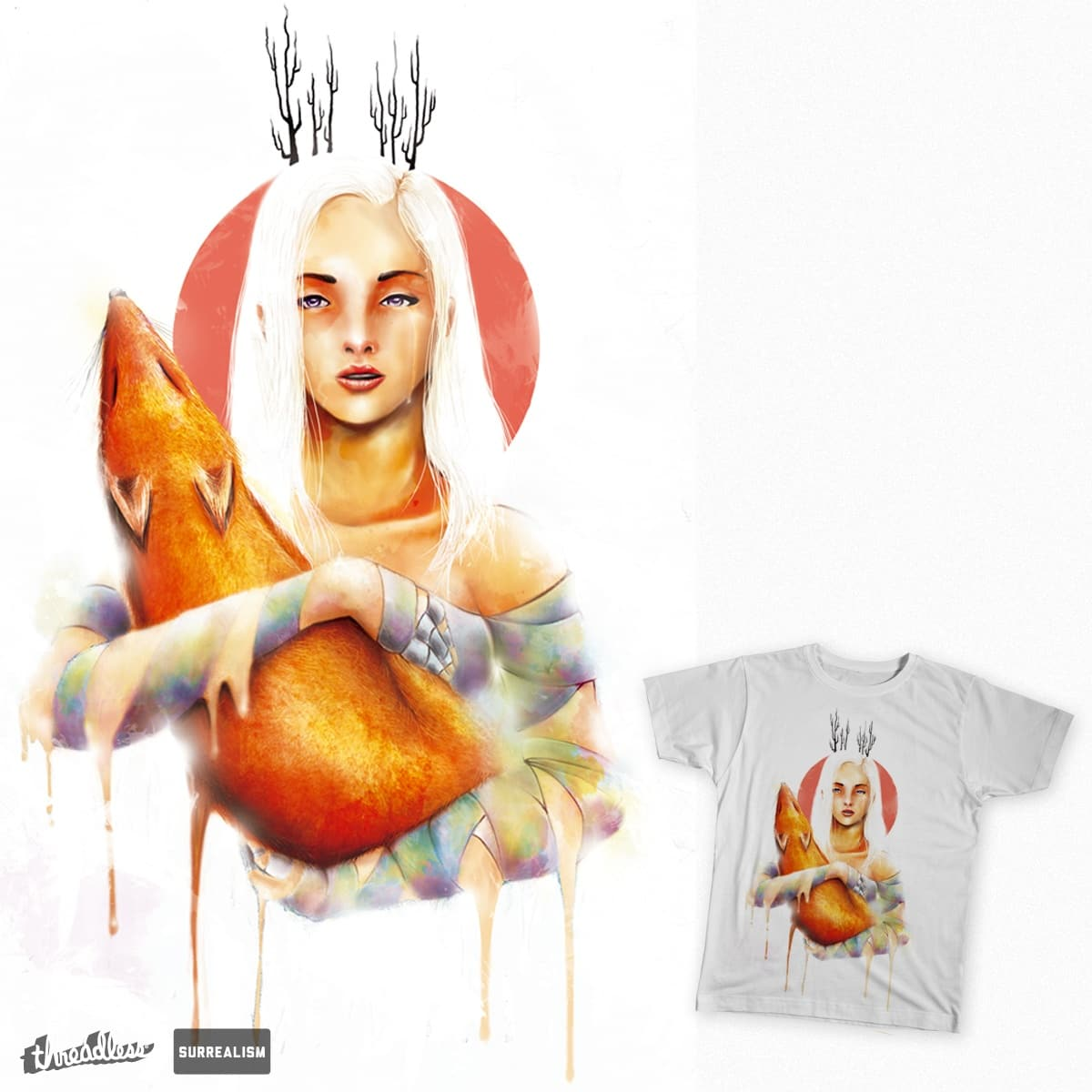 sacrifice by PackoMora on Threadless