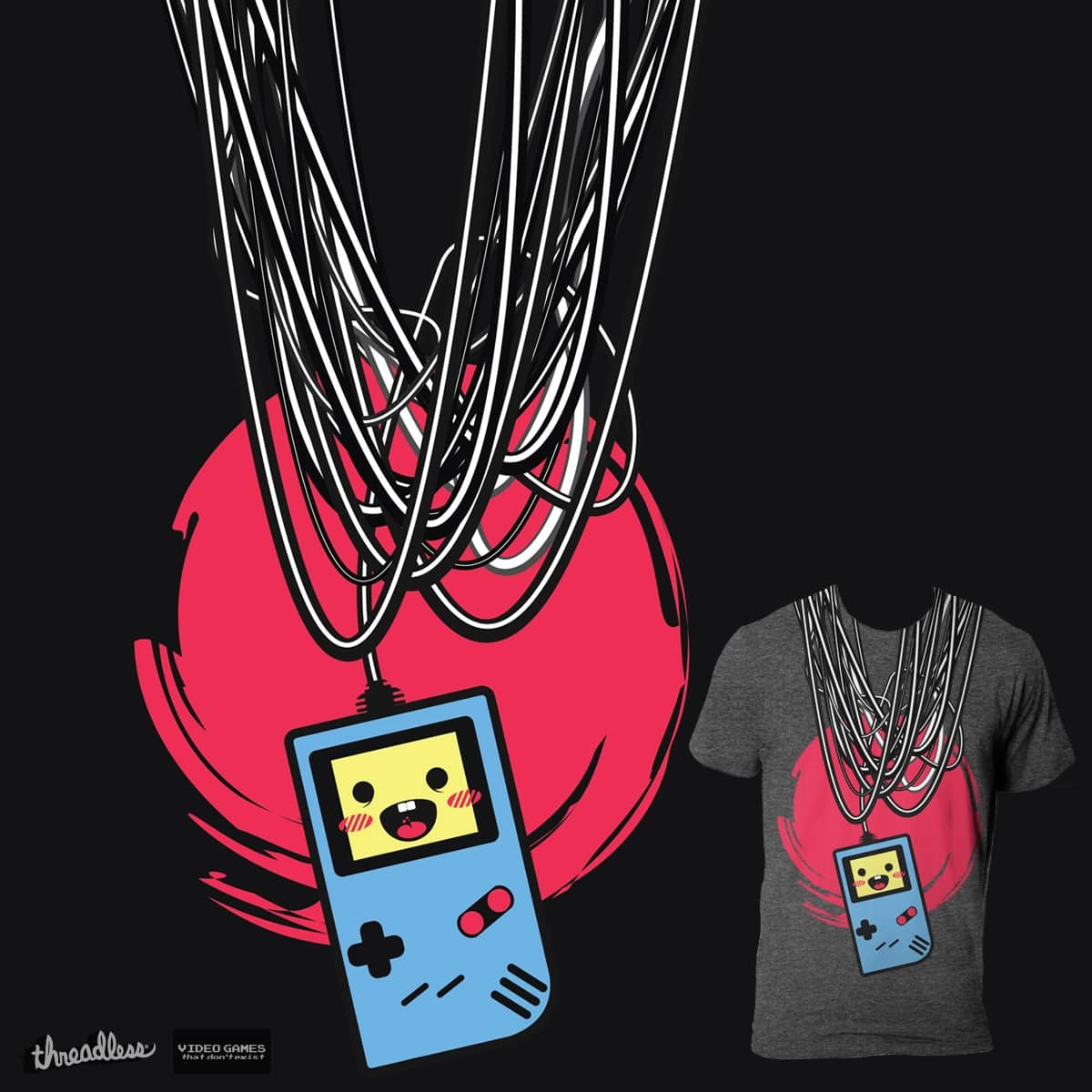 GameHoliic !! by fajrimaulana on Threadless