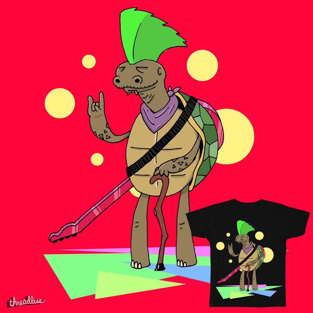 Old Mohawk Rocker by Dr_Donoh-onovan on Threadless