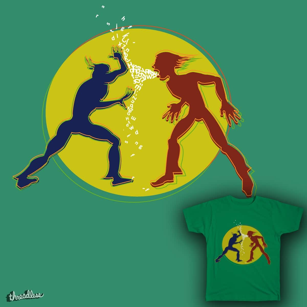 debates by vorobioffalex on Threadless