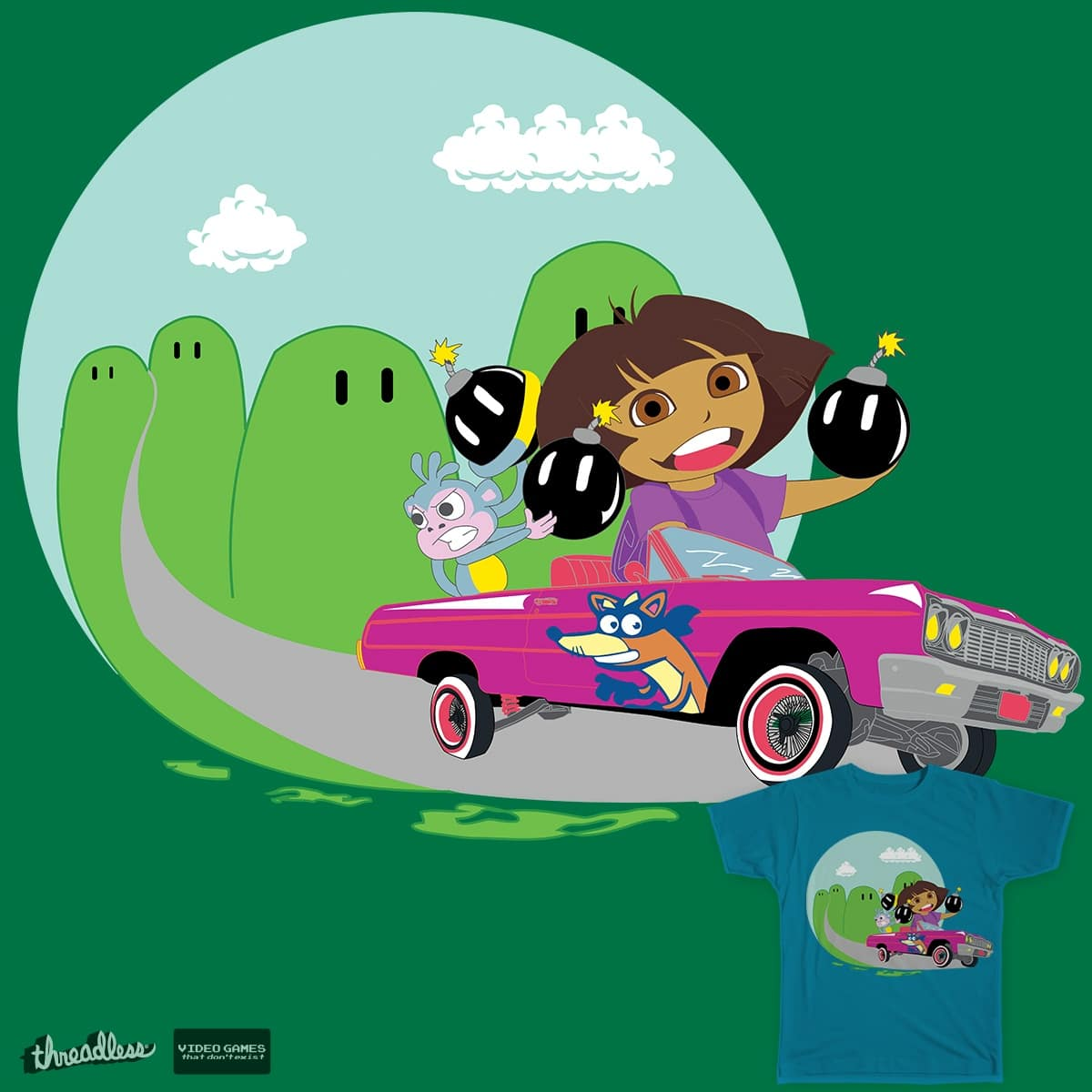 The Exploder! by Koshe82 on Threadless