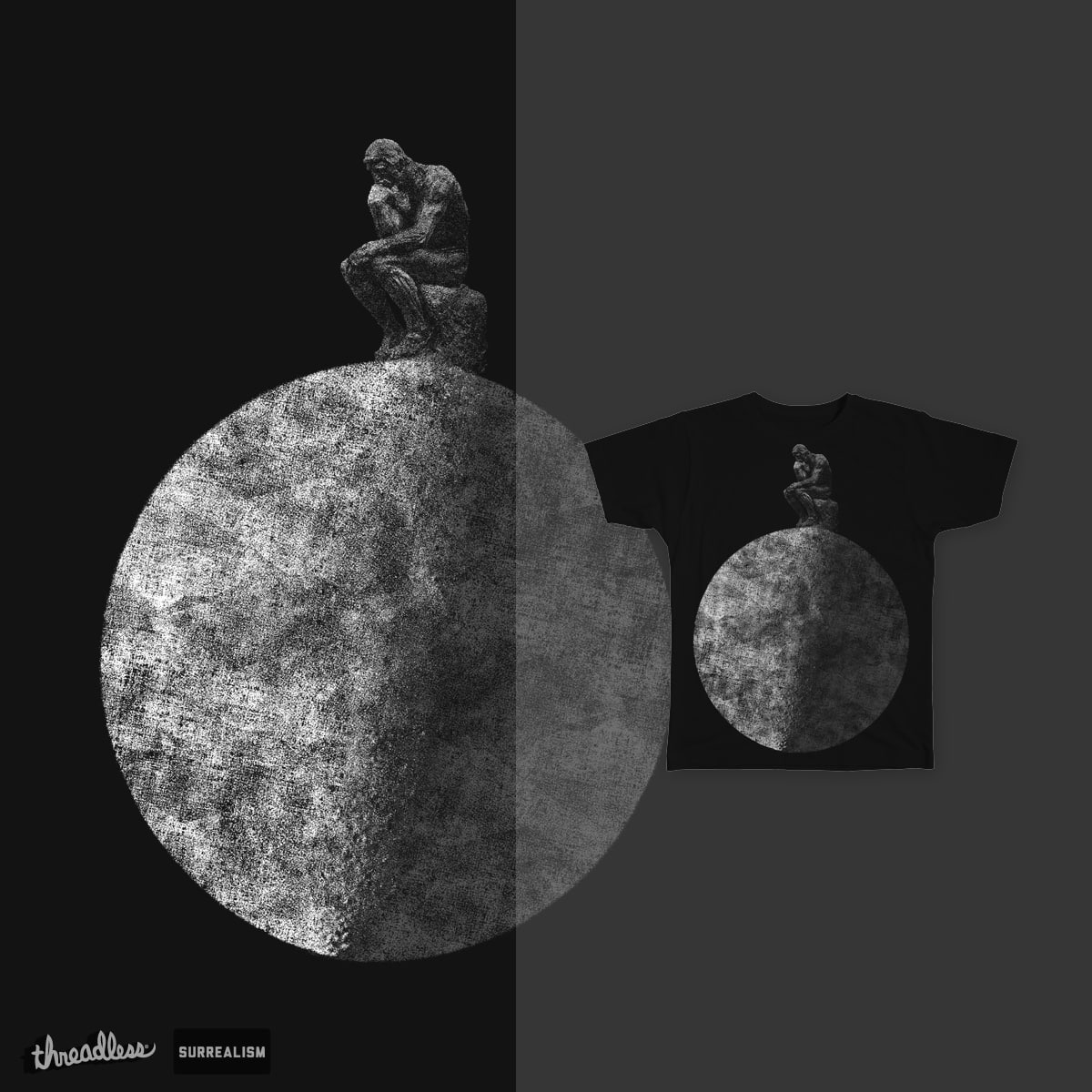 surreal depressive by bulo on Threadless