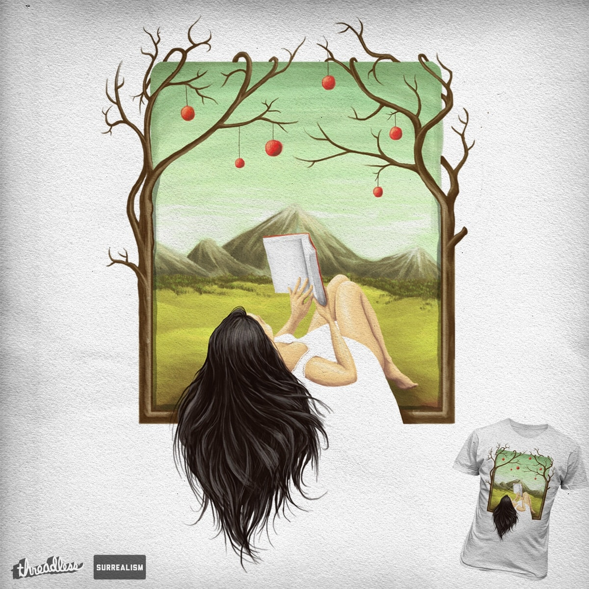 Hiraeth by fikri on Threadless