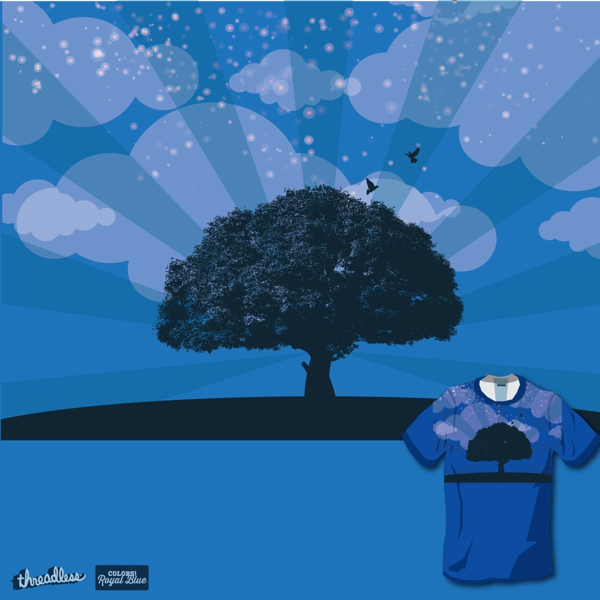 TREE OF LIFE by cosmincupi on Threadless