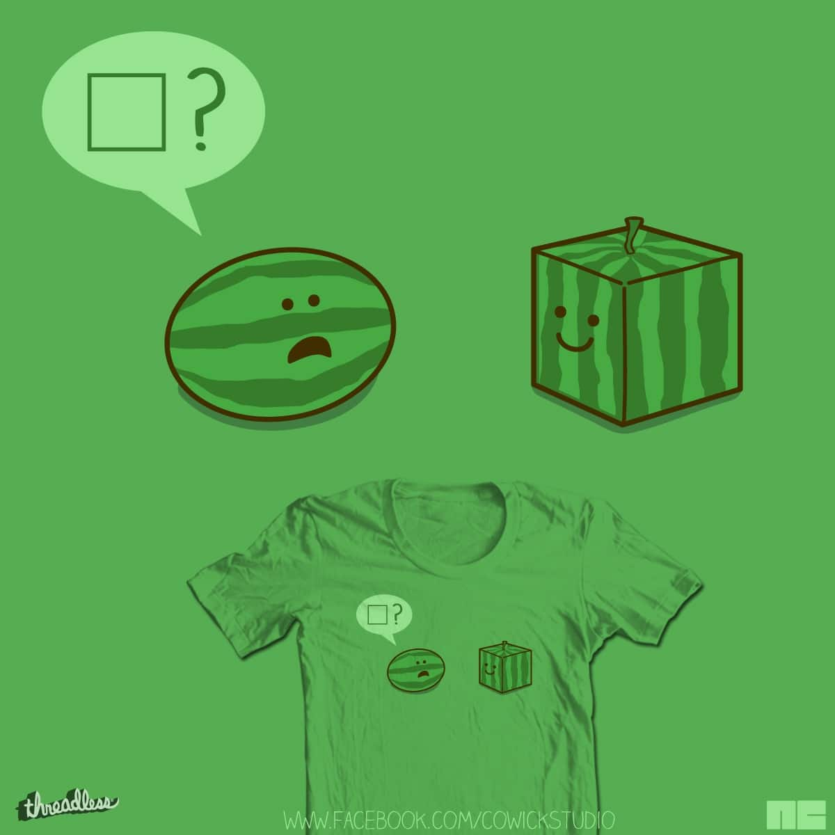 Because We Can by NCowick on Threadless