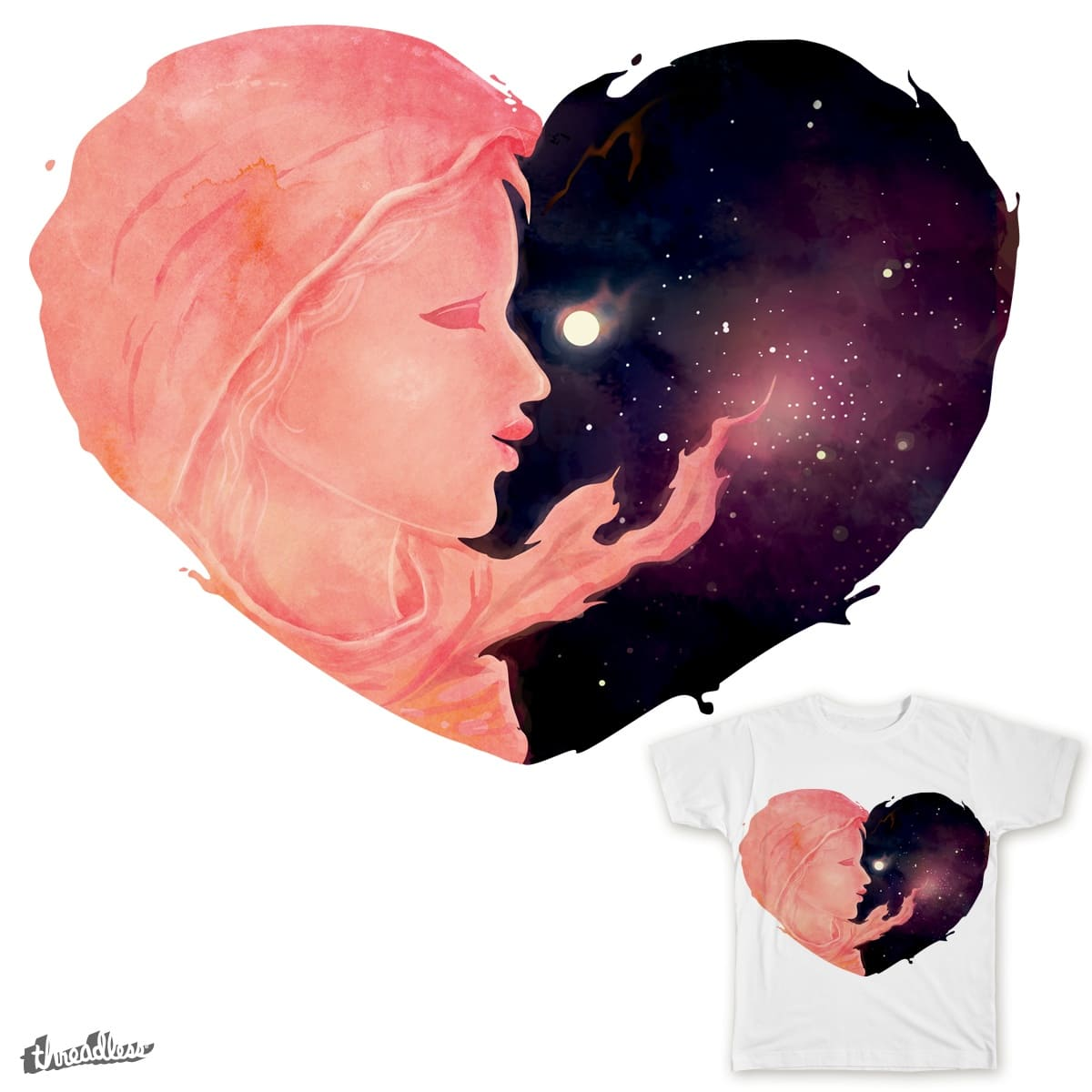 Beauty And The Beast by ken arok on Threadless