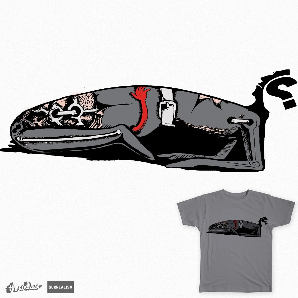 sleepslaves by Red_Ink on Threadless
