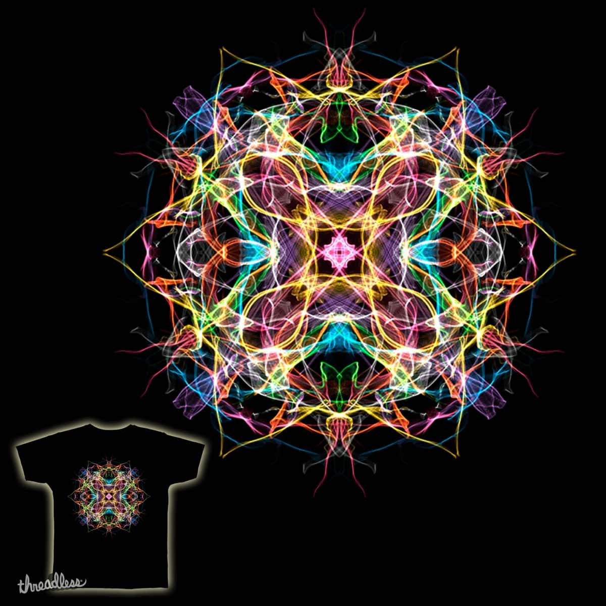 Abstracción by branscart on Threadless