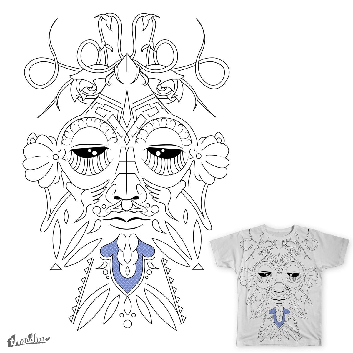 Symmetry by reid.scheidegger on Threadless
