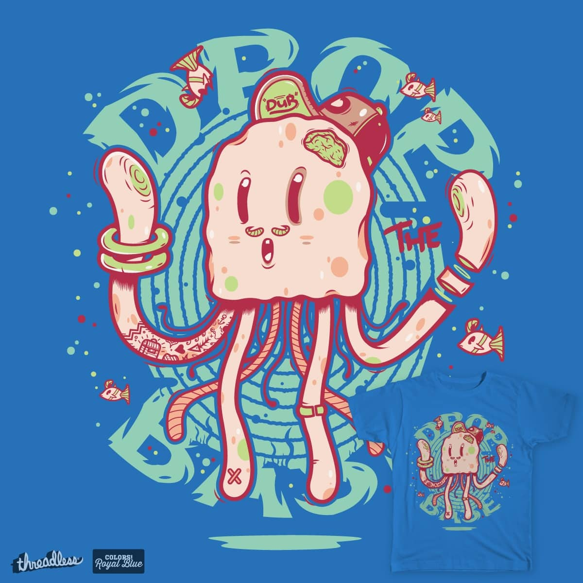 Drop The Base by effect14 on Threadless