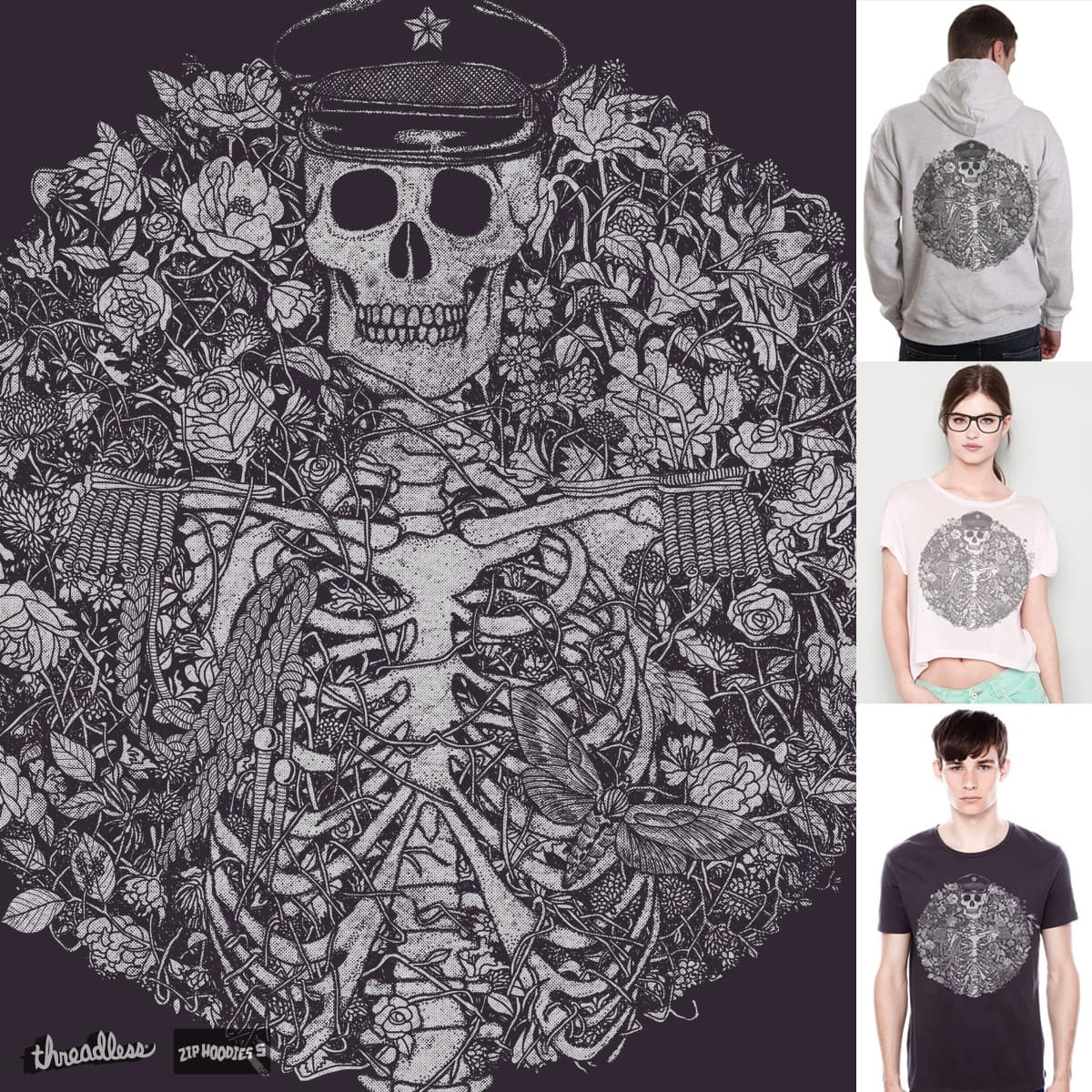 The General by badnobe on Threadless