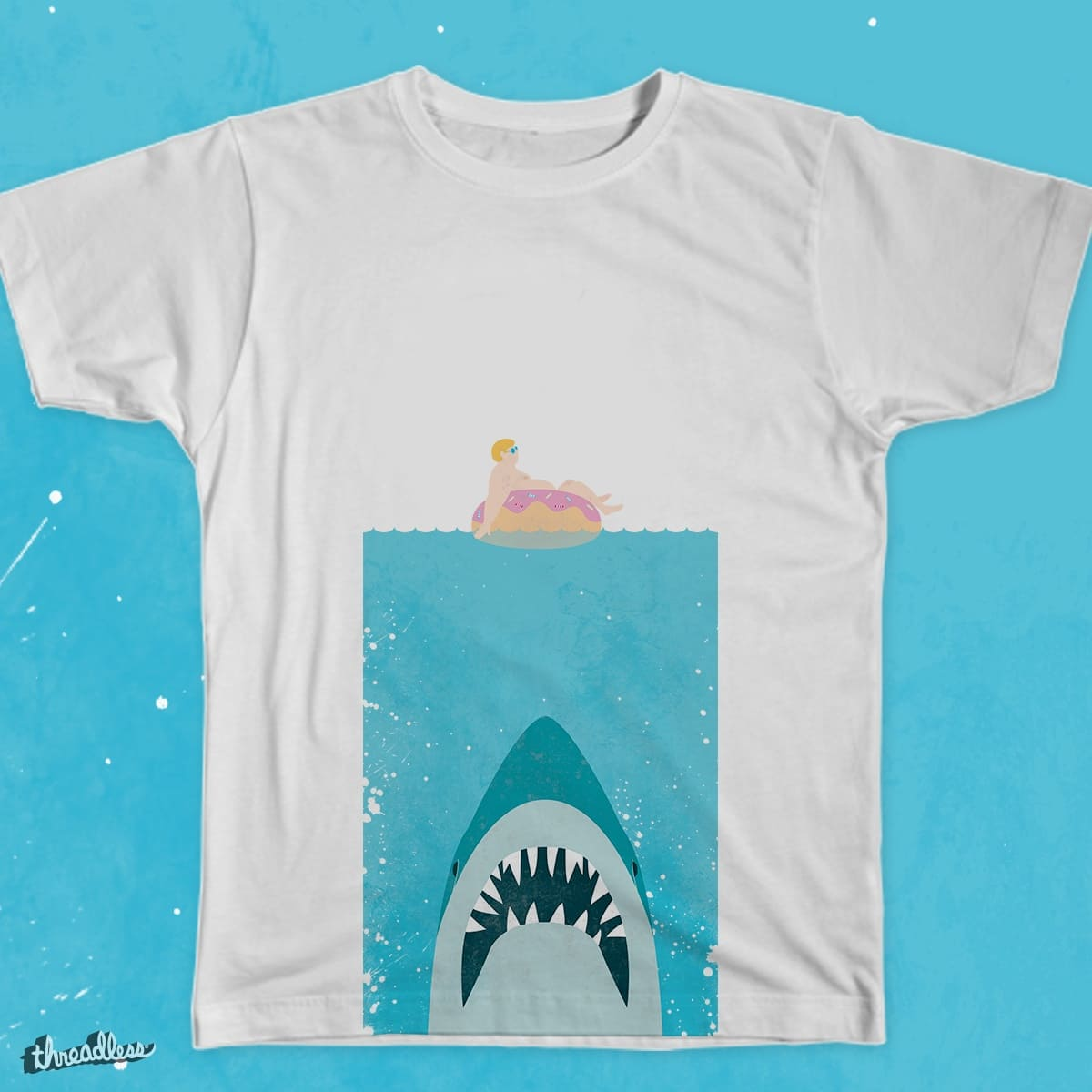 Jaws by Krab-Graphix on Threadless