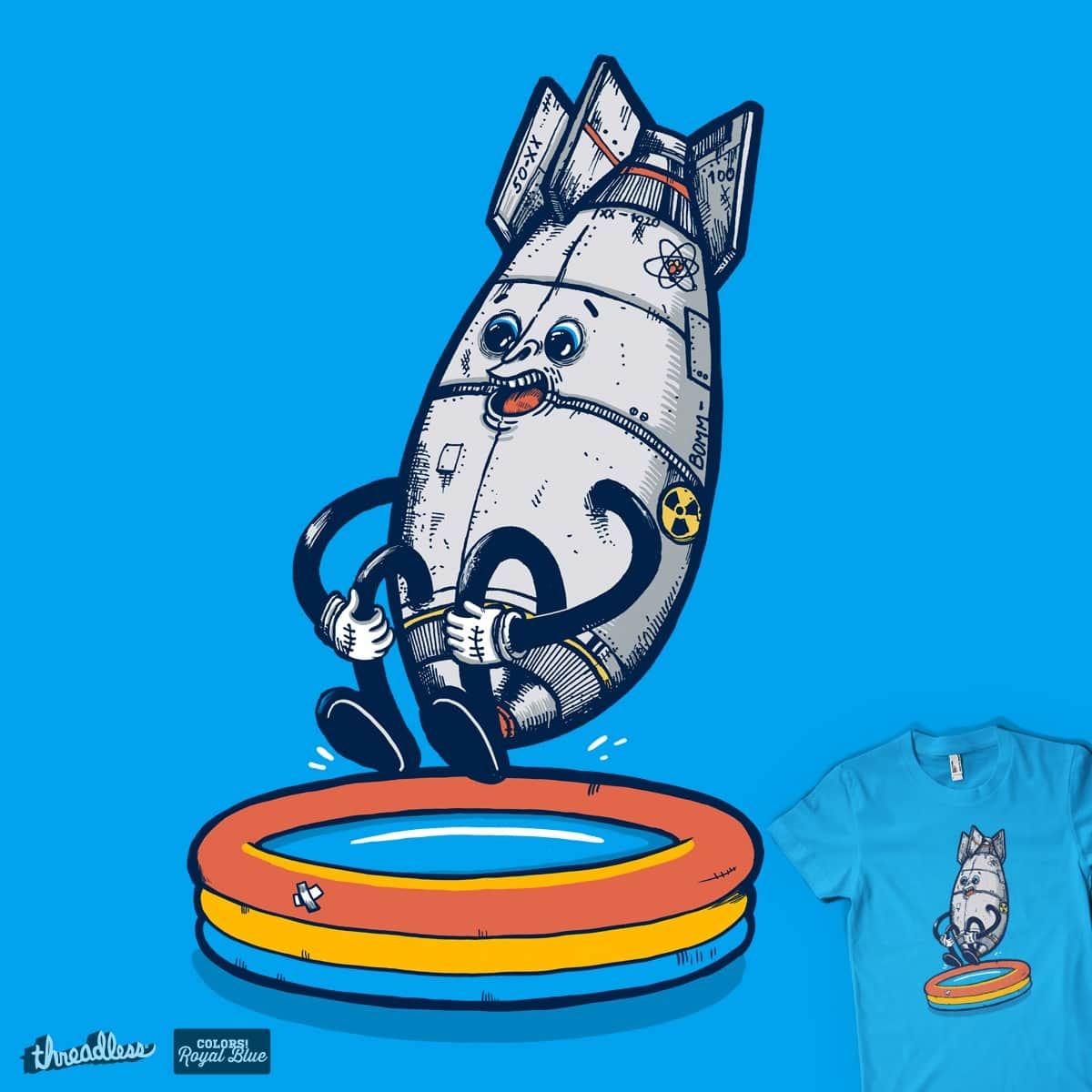 Dive Bomb by MadKobra on Threadless