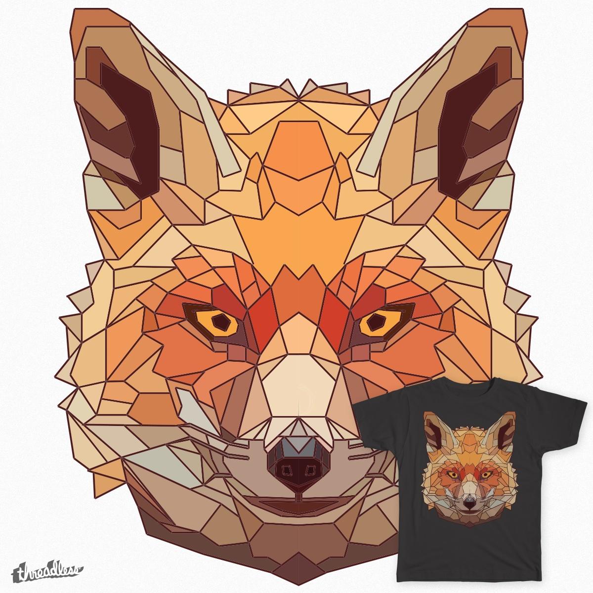Foxy by asdfjulie on Threadless