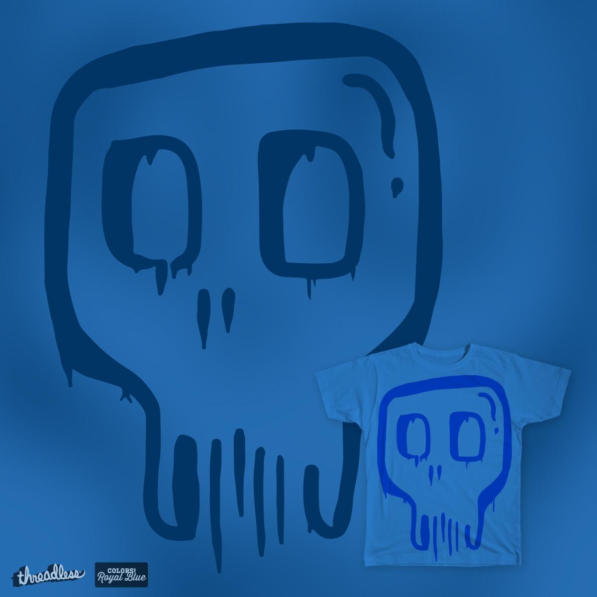skull by AHMELOVS on Threadless