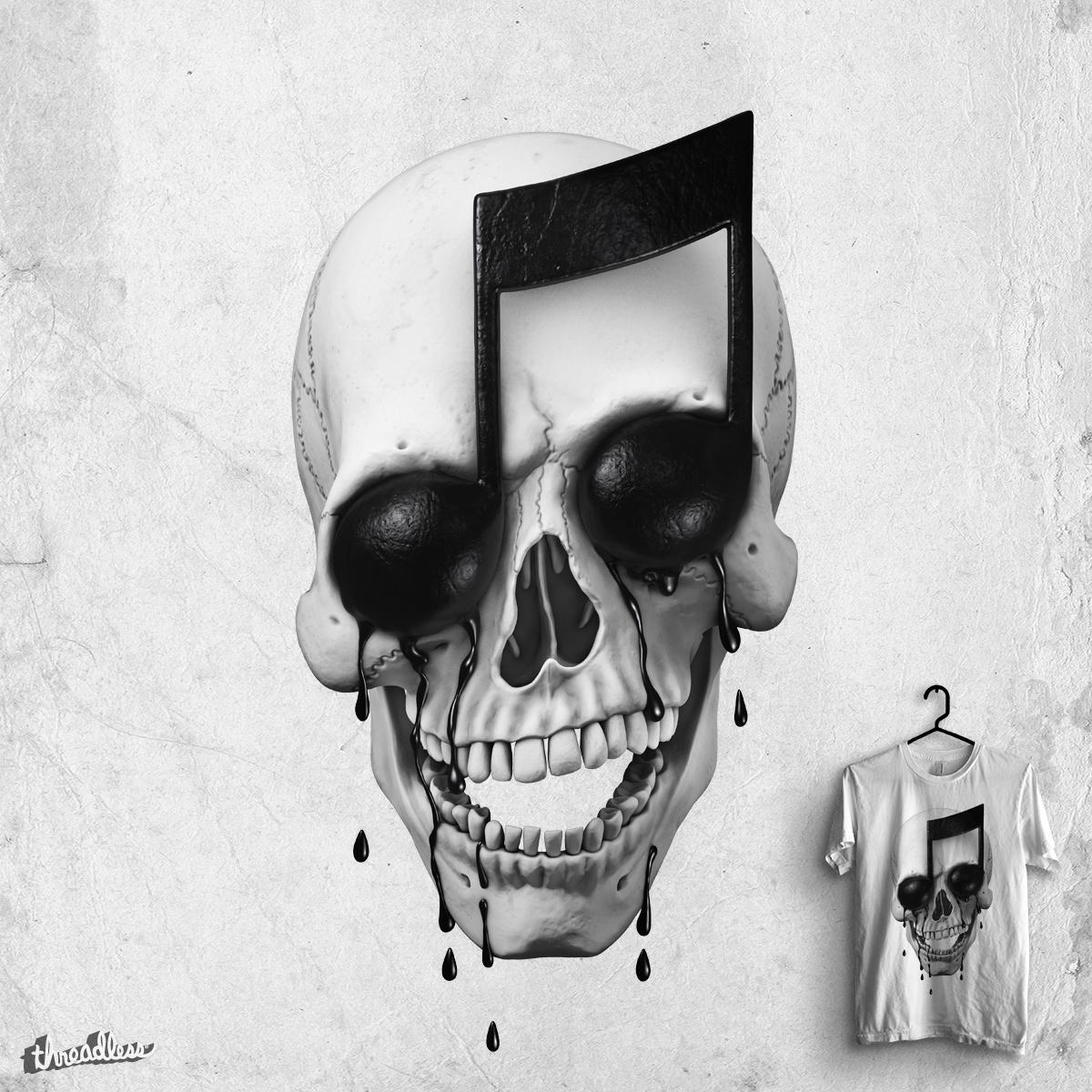 Song of Death by idilek on Threadless