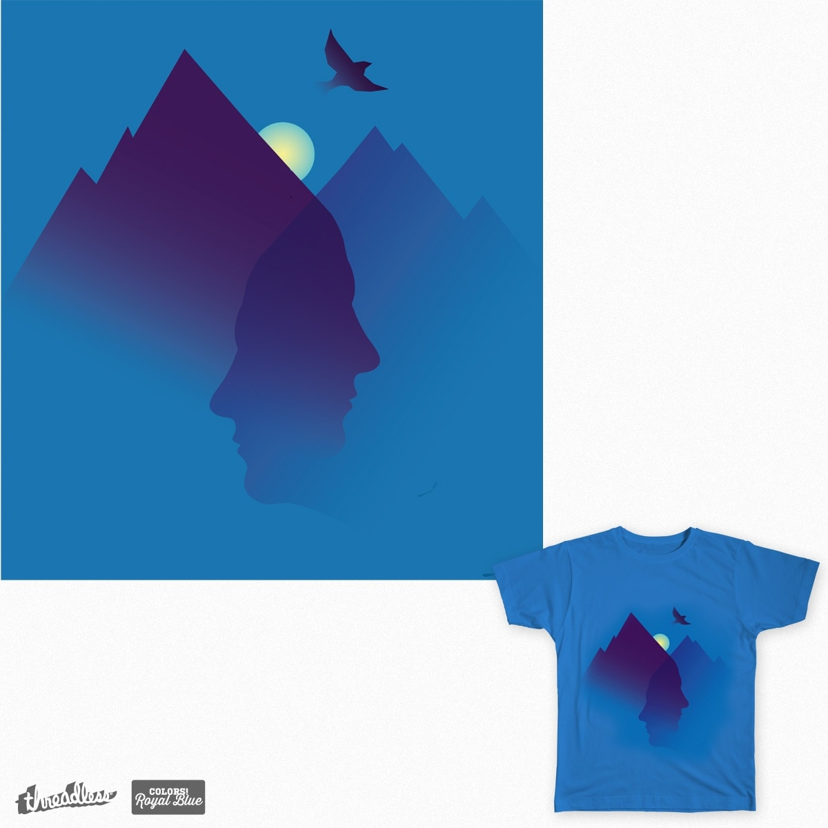 THE VISIONARY by VincentTeoh on Threadless