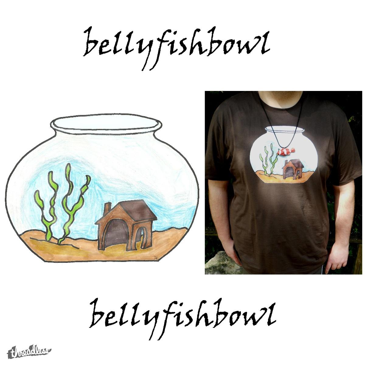 bellyfishbowl by gakuzo on Threadless