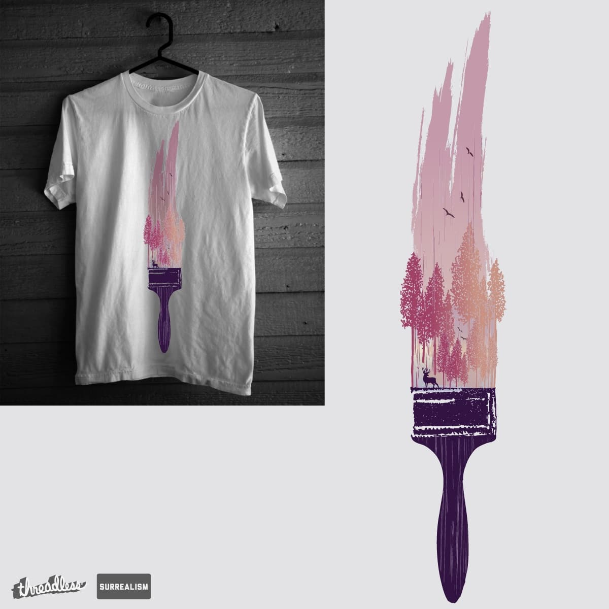 Painting The Sky by rskinner1122 on Threadless