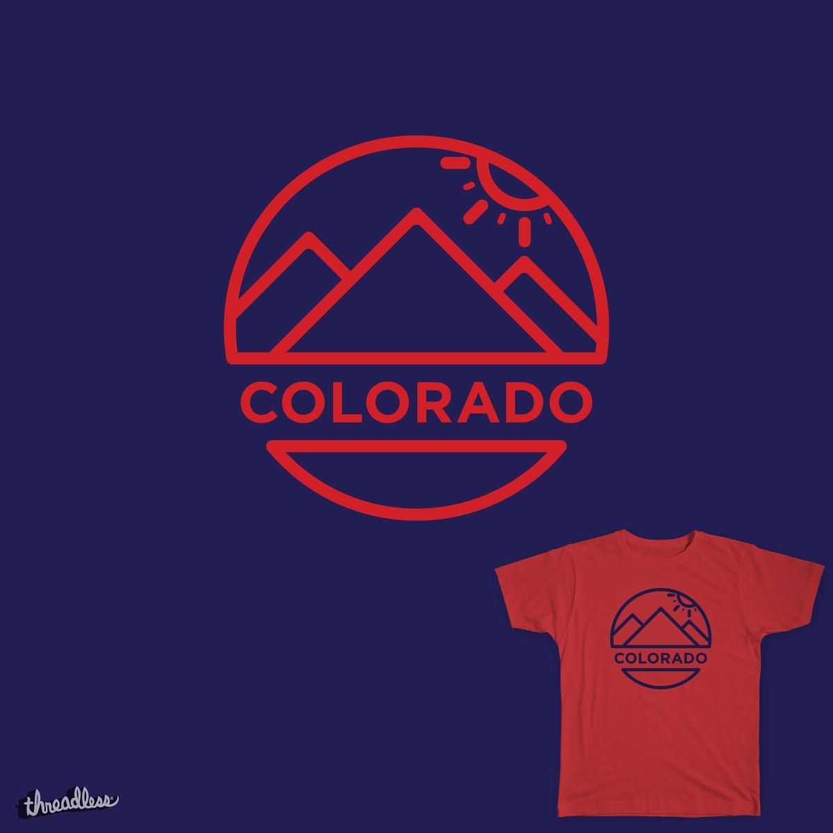 Colorado by bmaw on Threadless
