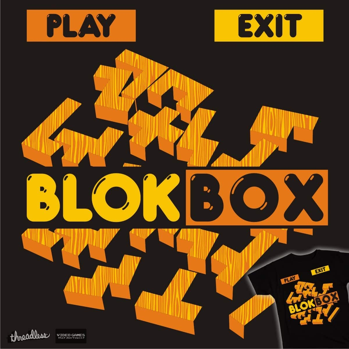Gamebox by agha on Threadless