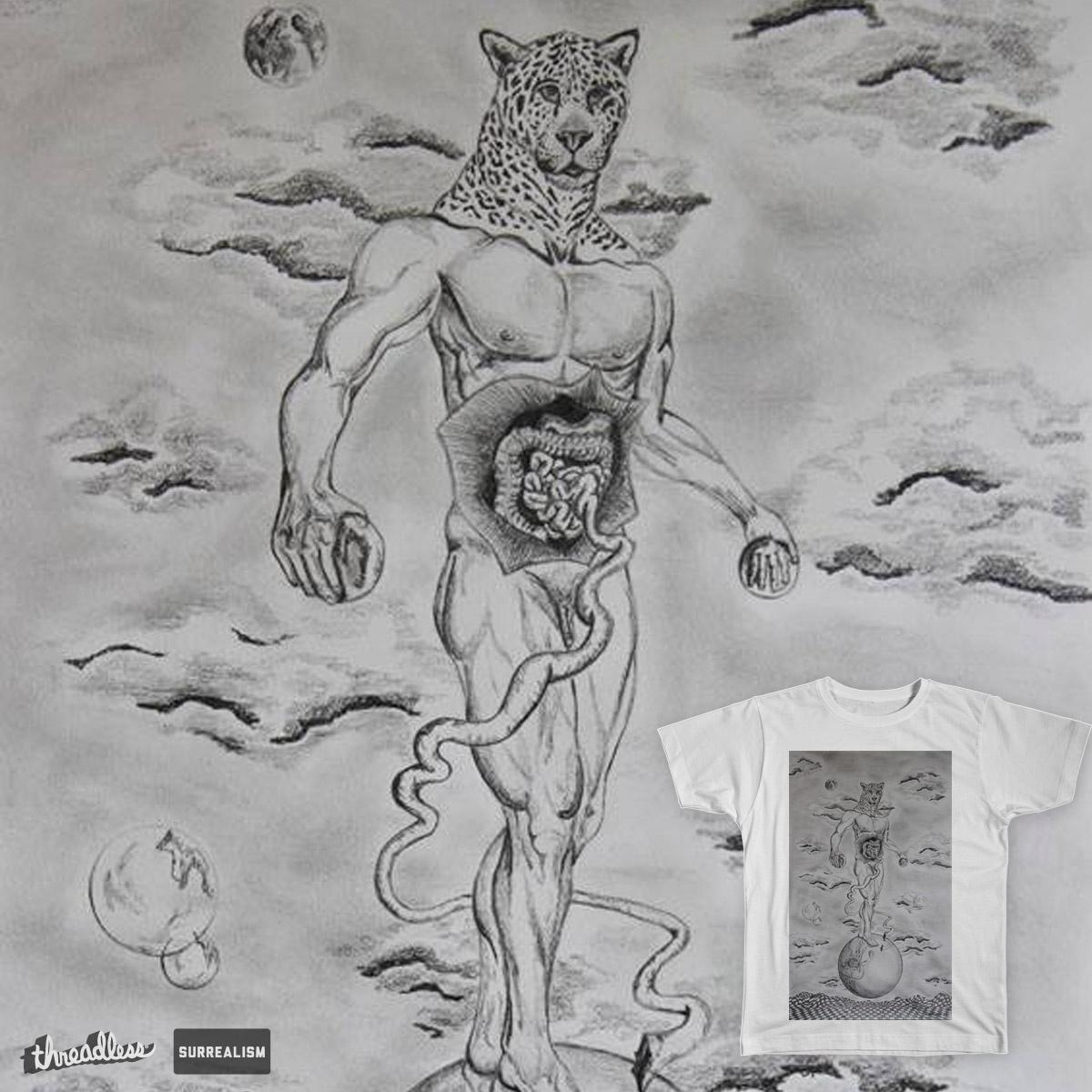Self destruction by Fersepulveda on Threadless