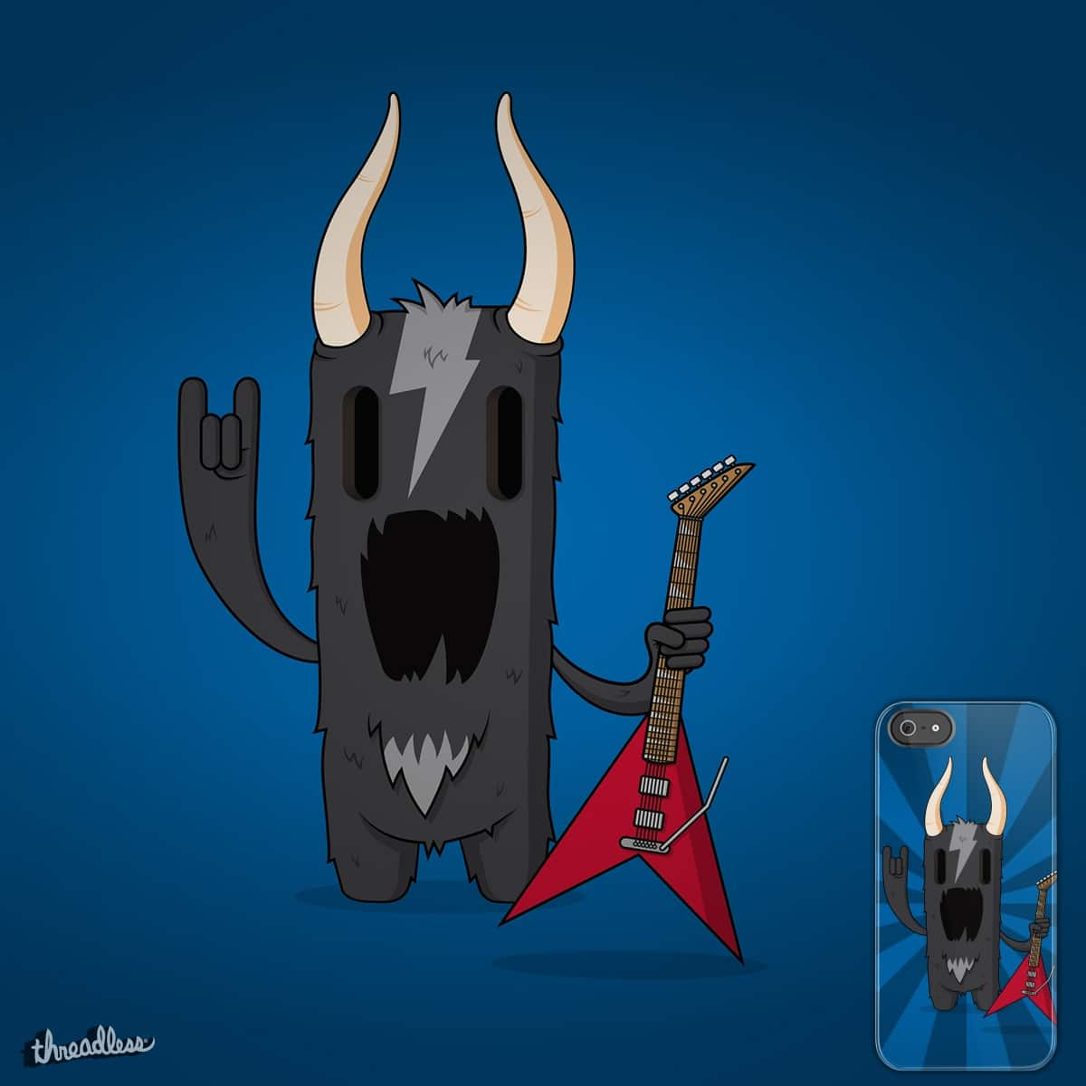 Migral! by guilleorlando on Threadless