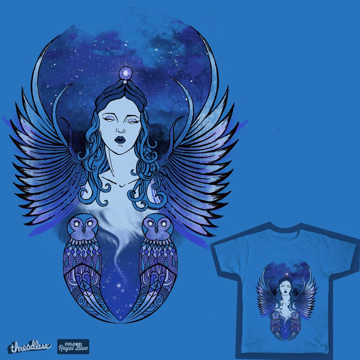 Lilith by Ivy_O on Threadless