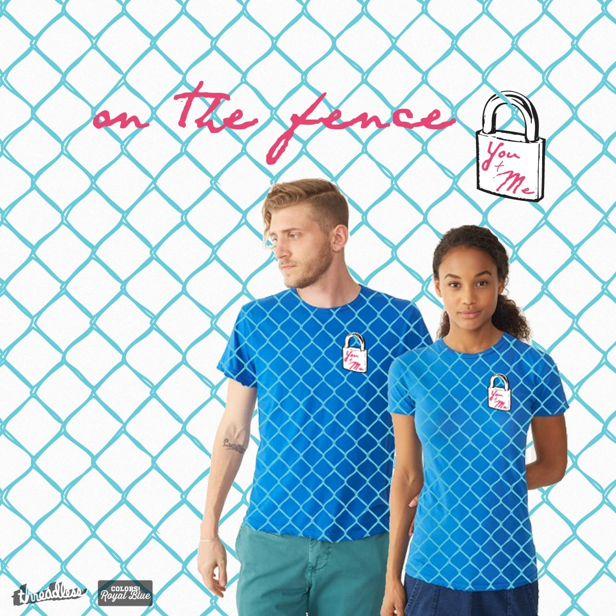 On the Fence by ShopSHLA on Threadless