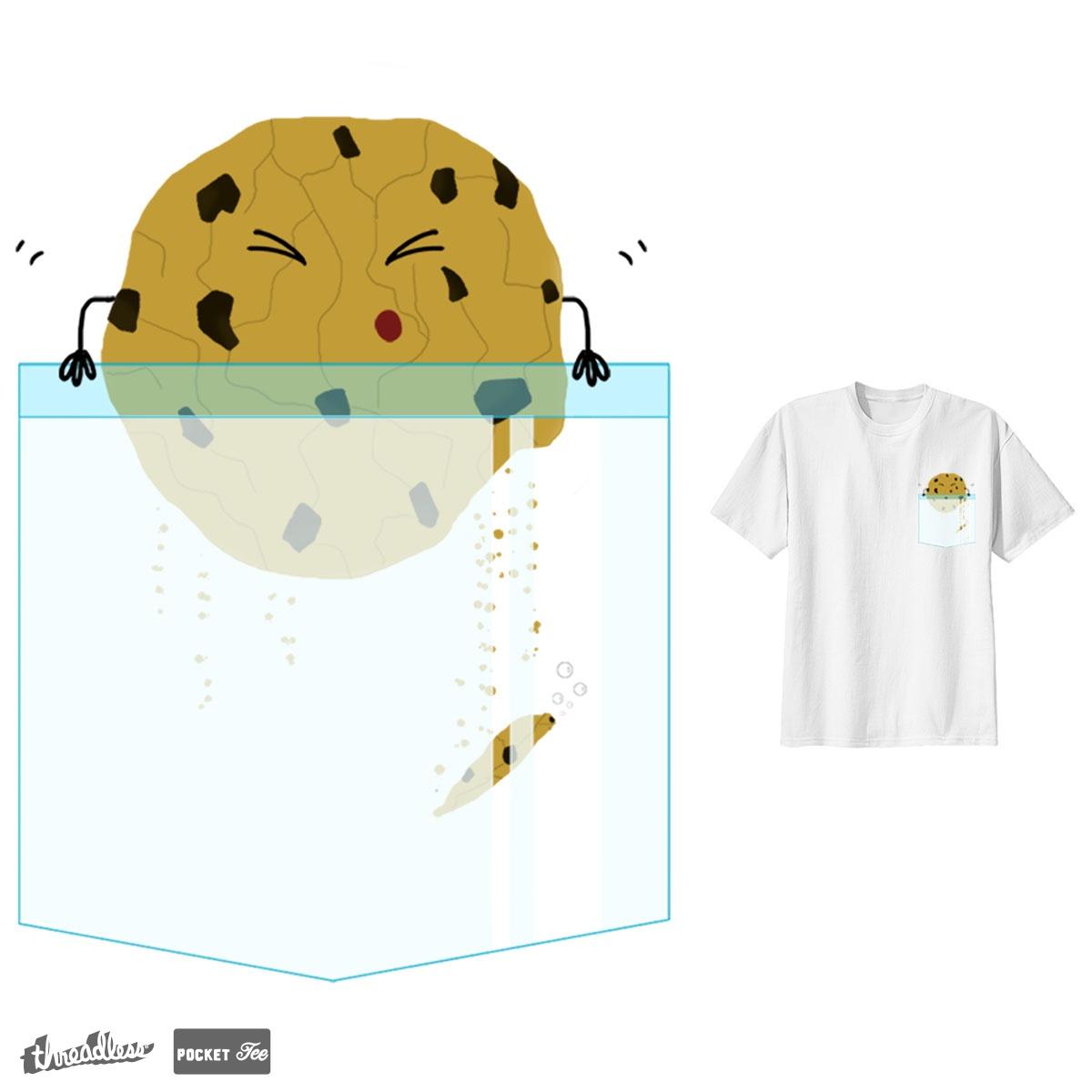 Dunkin' Cookie by ermidk on Threadless