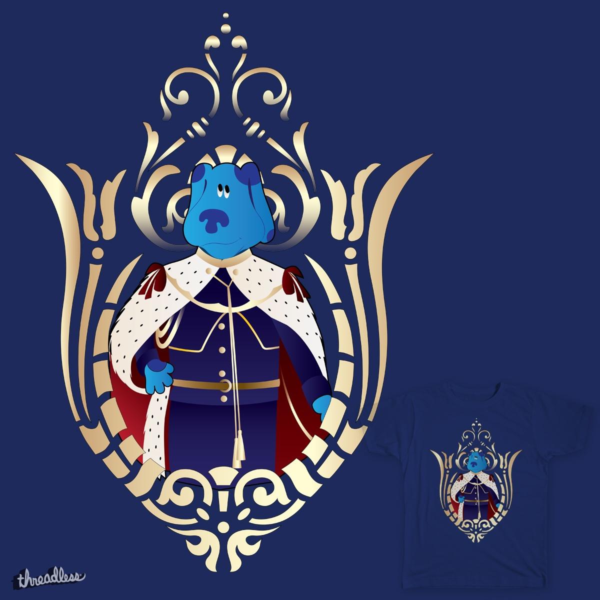 Royal Blue by JabNYC on Threadless