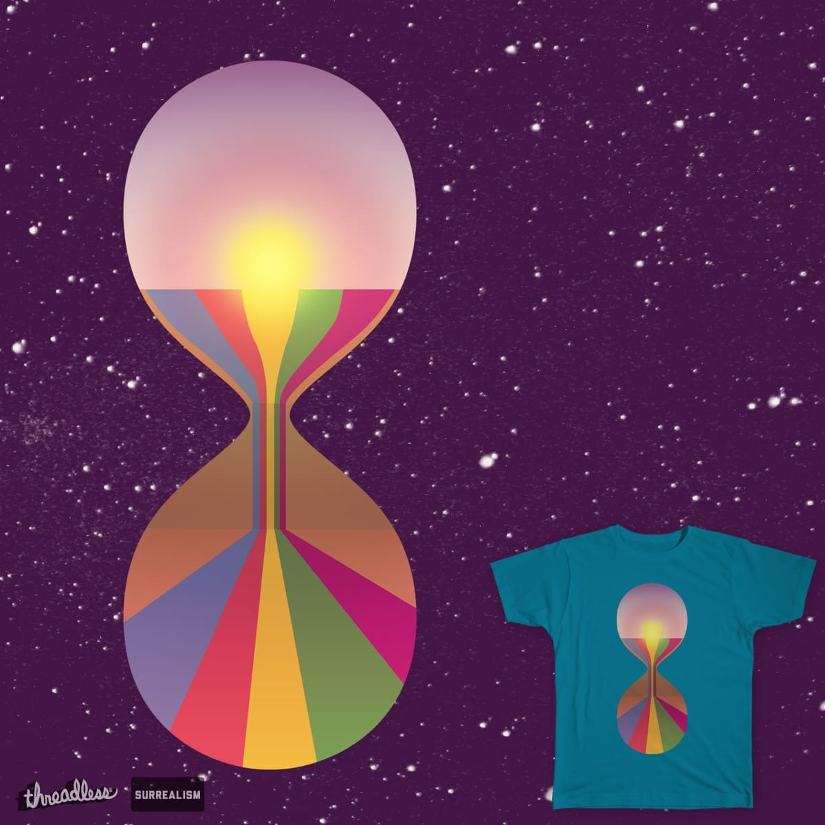 Time by Wagru on Threadless