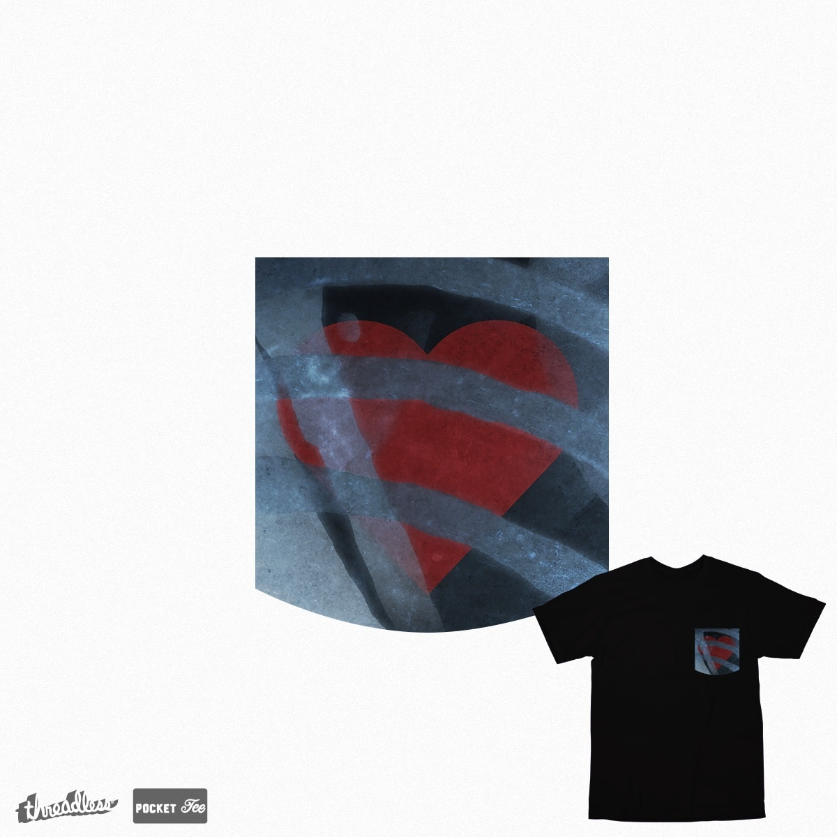 Pocket X-Ray by freakyphil1 on Threadless