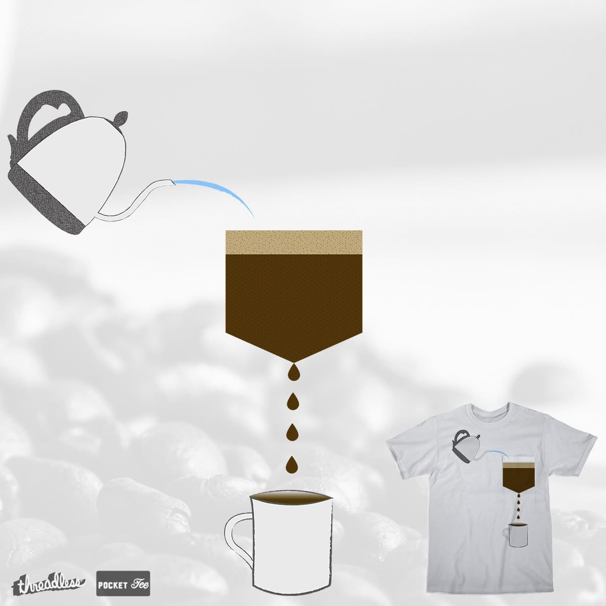 Cotton Filtered by dramaofseasons on Threadless