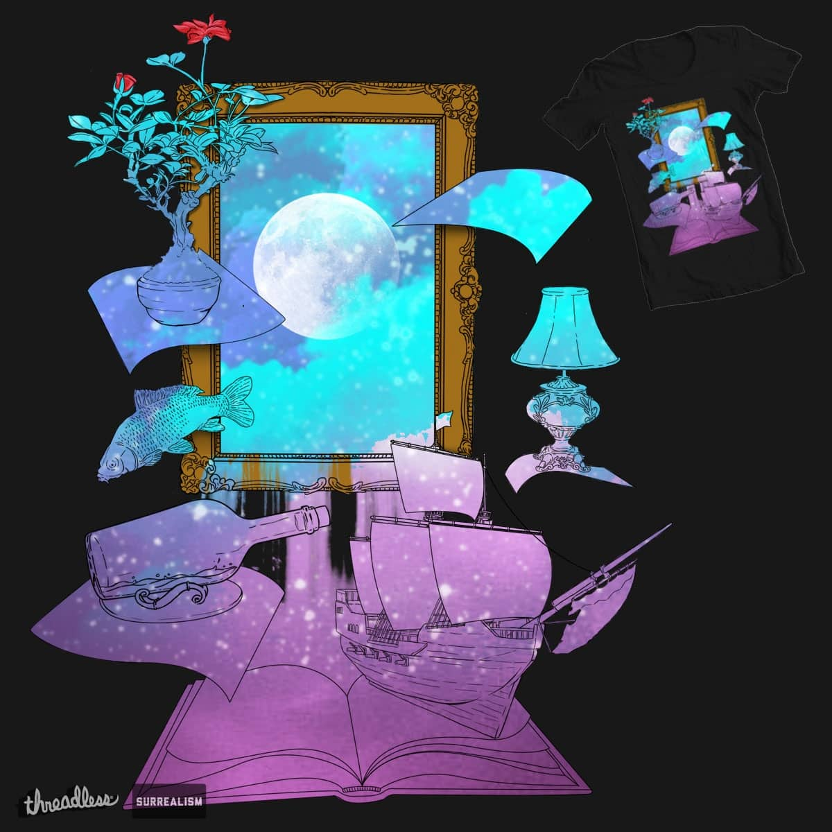 story book by hadee on Threadless