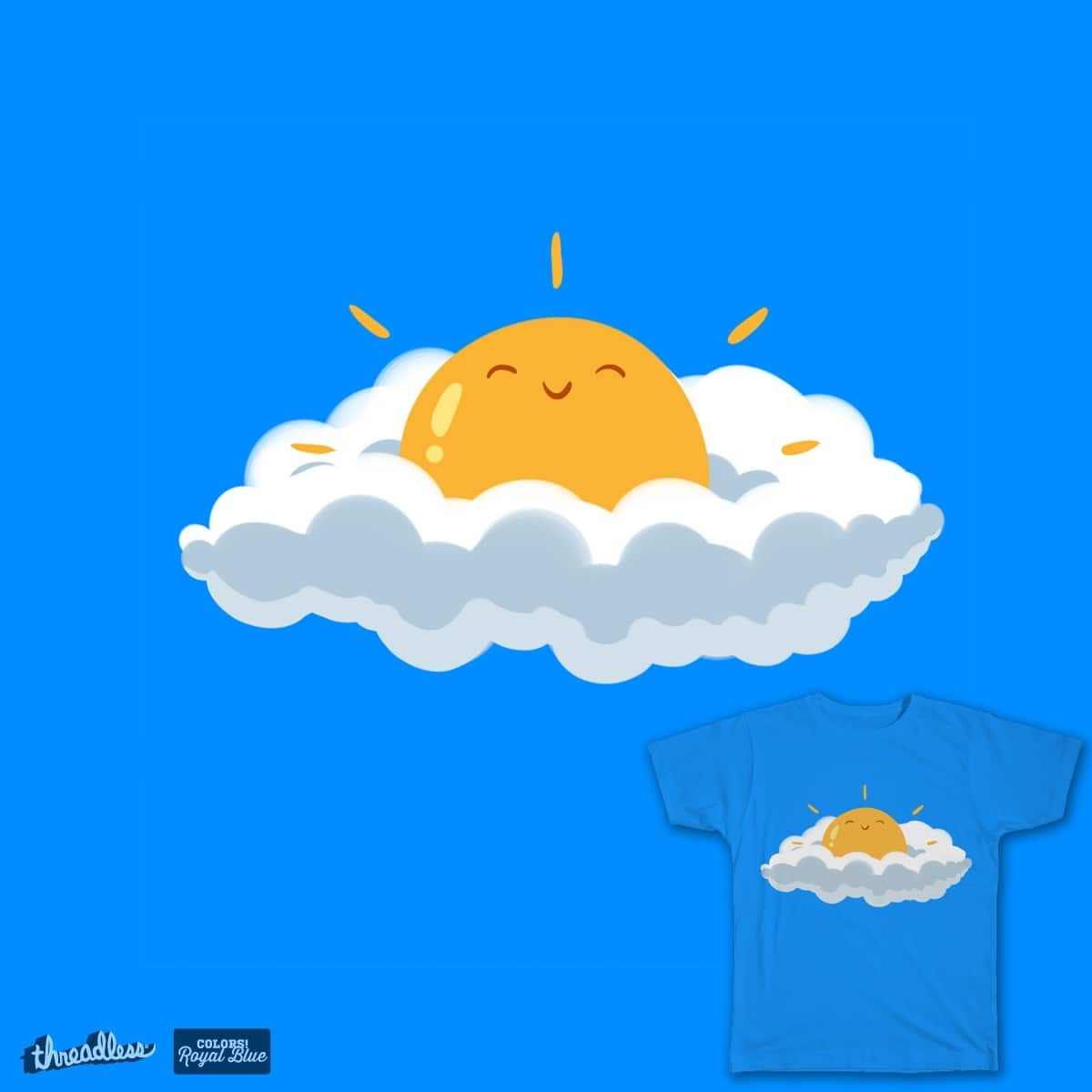 Sunny Side Up by WaffleFactory on Threadless