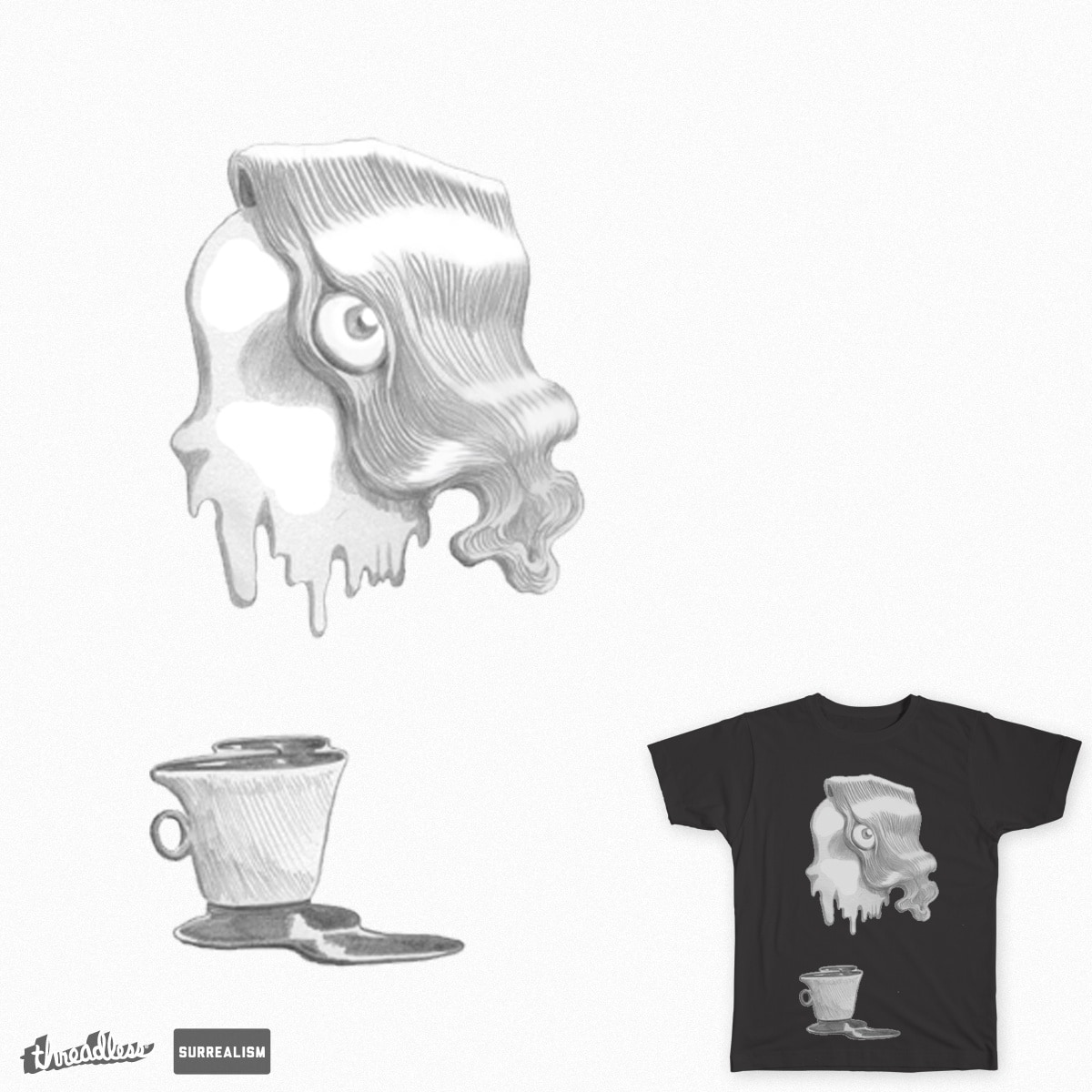 Unwanted Company by missmeat on Threadless
