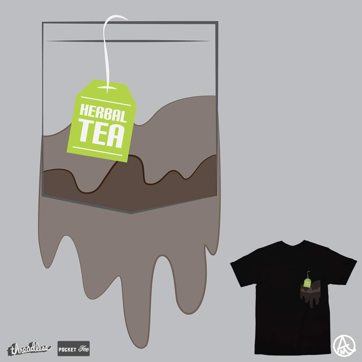 Pocket Tea by mckalice on Threadless