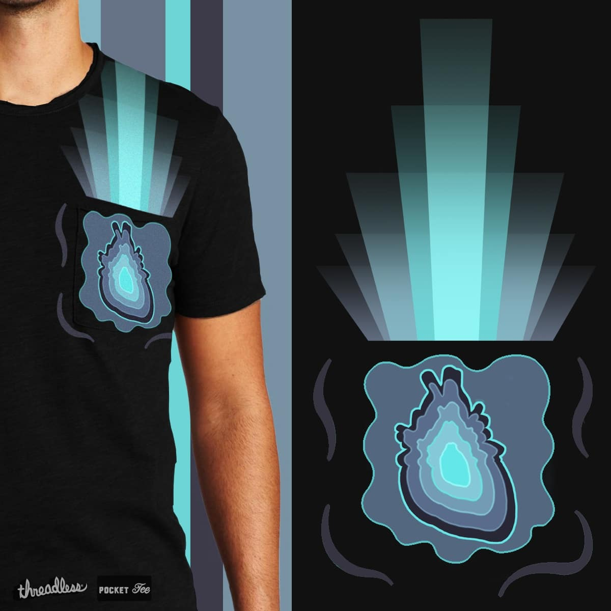 The Radiant Gatsby by TenkenNoShin on Threadless